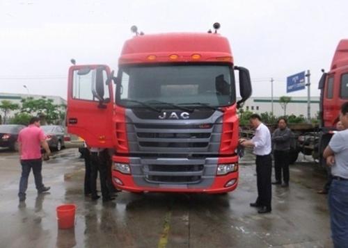江淮汽车战略发展需要,此举无疑进一步强化了重型商用车业务高清图片