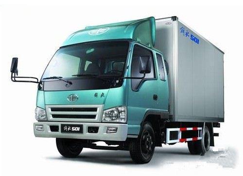 一汽通用解放轻卡-汽车市场网卡车频道 放眼2013年卡车市场 解放F高清图片