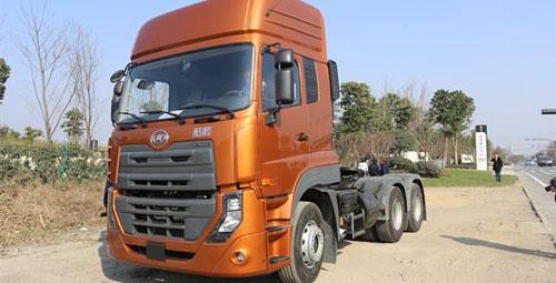 老款日本尼桑卡车_2014值得期待车型 高端卡车很亮眼图片