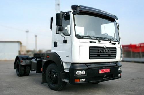 乌克兰新型卡车底盘 配湖北产驾驶室 汽车市场网