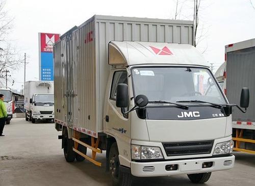 汽车市场网卡车频道 江铃轻卡2月销量增长41.3高清图片