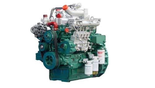 大功率四缸农机专用动力,具备了玉柴动力产品的可靠性和经济性的优势