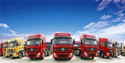 9月份,东风商用车销售中重卡15167辆 汽车市场网
