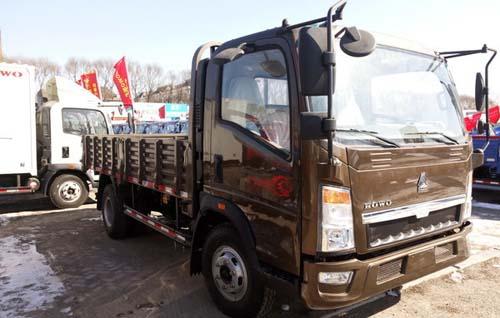 吉林省豪沃中国重汽豪沃悍将单排轻卡9.28万