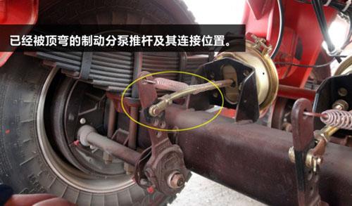 挂车abs电路接头图片