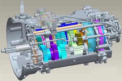 最基础的卡车手动变速箱使用和保养知识
