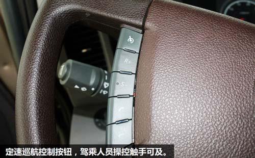 """图解东风天龙旗舰为何""""高大上""""?"""