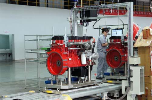福田康明斯isg重型发动机得到北美主机厂认可